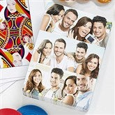 Photo Collage Personalized Playing Cards- 3 Photos - 12759-3