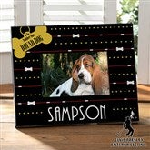 Elvis Hound Dog™ Personalized Pet Photo Frame - 12764