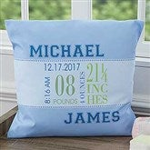 Baby's Big Day Personalized 18