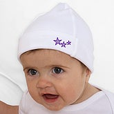 Alphabet Name Infant Cotton Hat - 1282-H