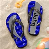 Shark Personalized Flip Flops - 12826