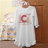 Owl About You Personalized Youth Nightgown - 12837NG