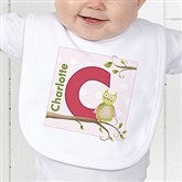 Owl About You Personalized Bib - 12837B