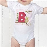 Owl About You Personalized Baby Bodysuit - 12837-CBB