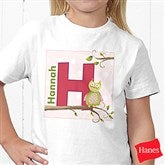 Owl About You Personalized Hanes® Youth T-shirt - 12837-YCT