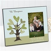 Leaves Of Love Family Tree Personalized Photo Frame - 12870
