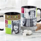 Photo Fun Personalized Coffee Mug 11oz. - Black - 12884-B