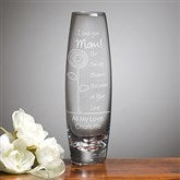 Blooms For Her Personalized Bud Vase - 12889