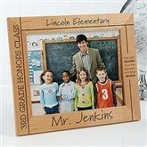 Best Coach Personalized Picture Frame- 8 x 10 - 12921-L