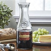 Wine Please! Personalized Wine Carafe - 12923D-C