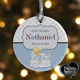 Precious Moments® Personalized Christening Ornament - 12931-P