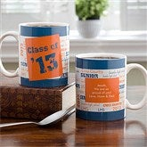 School Spirit Personalized Mug-11 oz. - 12958-S