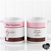 Precious Moments® Personalized Teacher Coffee Mug- 11 oz. - 12965-S