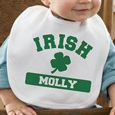 Irish Pride Personalized Bib - 13008-B