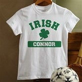 Irish Pride Personalized Youth T-Shirt - 13008-T