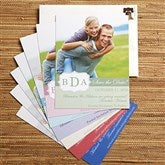 Wedding Date Save The Date Custom Photo Cards - 13066-C