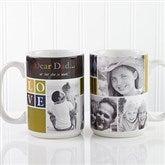 Photo Fun For Him Personalized Coffee Mug- 15 oz. - 13075-L