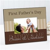 Daddy & Me Personalized Large Frame - 13090