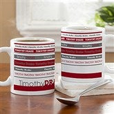 11 oz. Coffee Mug - 13148-S