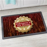 Premium Brew Personalized Doormat- 20x35 - 13151-M