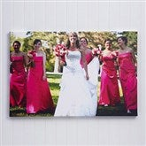 Wedding Memories Photo Canvas - 12