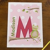 Owl About You Personalized Folders-Set of 2 - 13176