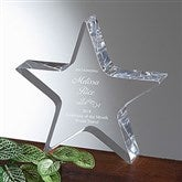 Reflections of Excellence Personalized Star Award - 13194