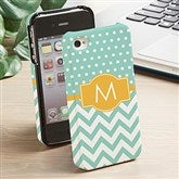 Preppy Chic iPhone 4/4s Cell Phone Hardcase - 13204