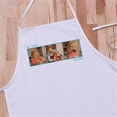 Picture Perfect Kid's Personalized Apron - Three Photo - 13220-3