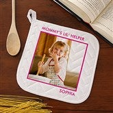 Picture Perfect Personalized Potholder - One Photo - 13220-P1