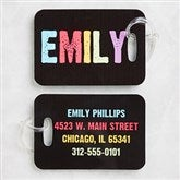 All Mine! Personalized Luggage Tag 2 Pc Set - 13228