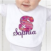 Her Name Personalized Bib - 13241-B