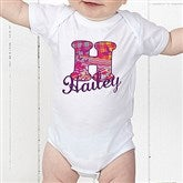 Her Name Personalized Baby Bodysuit - 13241-CBB