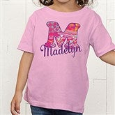 Her Name Personalized Toddler T-Shirt - 13241TT
