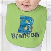His Name Personalized Bib - 13297-B