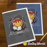Smiley Jr.® Personalized Folders - Set of 2 - 13315