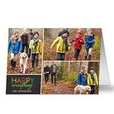 Happy Everything Photo Christmas Cards- 4 Photo - 13329-4