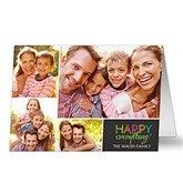 Happy Everything Photo Christmas Cards- 5 Photo - 13329-5