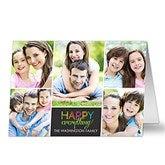 Happy Everything Photo Christmas Cards- 6 Photo - 13329-6