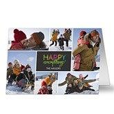 Happy Everything Photo Christmas Cards- 7 Photo - 13329-7