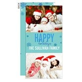 Season's Greetings Digital Photo Postcards- 2 Photo - 13333-2
