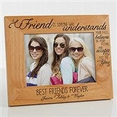 Forever Friends Personalized Picture Frame - 5 x 7 - 13355-M