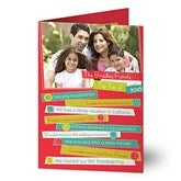 Top Highlights Of The Year Photo Christmas Cards- Top 10 - 13374-T