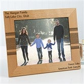 Simplicity Write Your Message Personalized Photo Frame- 8 x 10 - 13393-L