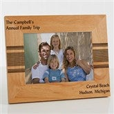 Simplicity Write Your Message Personalized Photo Frame- 5 x 7 - 13393-M