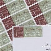 Our Loving Family Return Address Labels - 13402