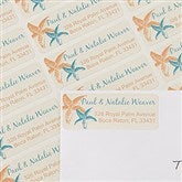 Tropical Paradise Return Address Labels - 13410