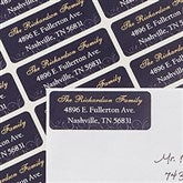 Silent Night Return Address Labels - 13423