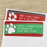 Pet Greeting Return Address Labels - 13424