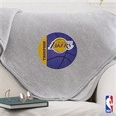 NBA Personalized Sweatshirt Blanket - 13439